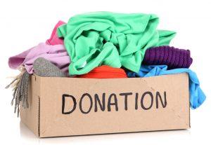 Donating Items When Rightsizing