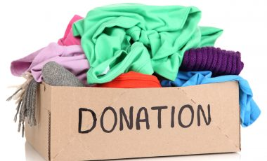 Donating Items When Downsizing
