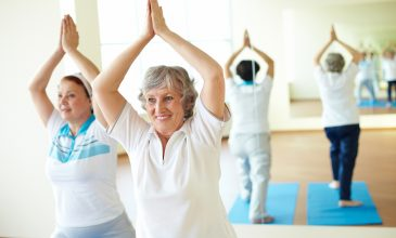 Exercise Has Many Benefits to Seniors