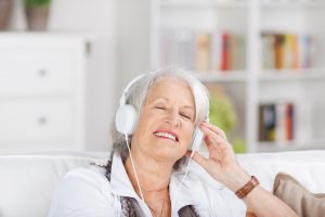 Senior Relaxation Tips