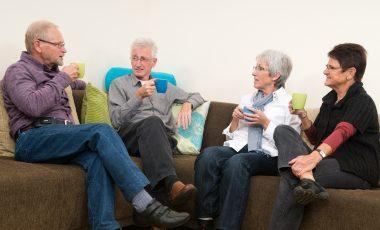 Senior Support Groups