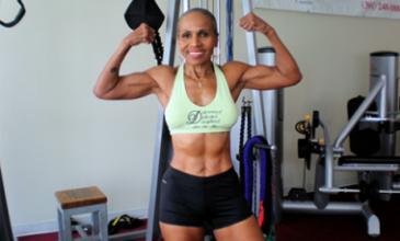78 Year Old Bodybuilder Ernestine Shepherd