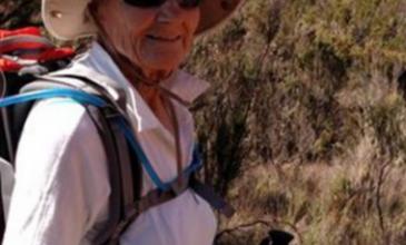 Oldest Woman to Climb Mount Kilimanjaro