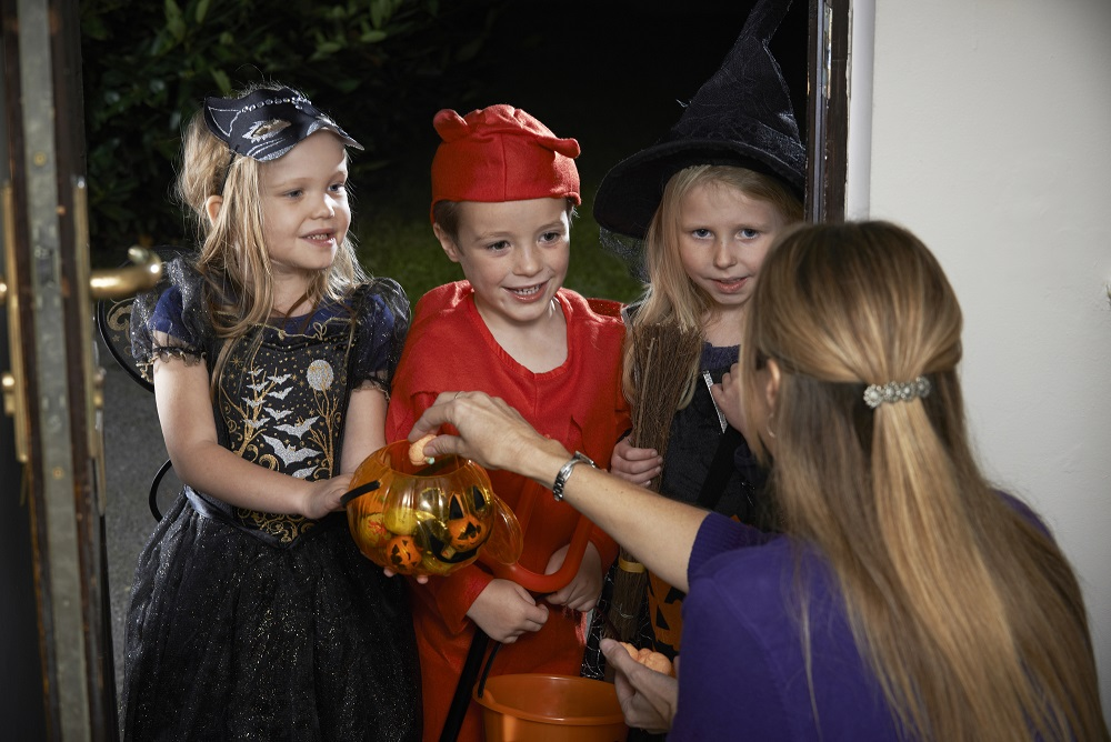 The History of Trick or Treating