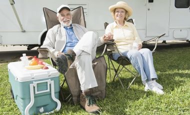 Baby Boomers Are Leading the RV Revival