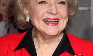 Happy Birthday Betty White