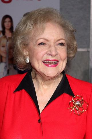 Happy Birthday Betty White