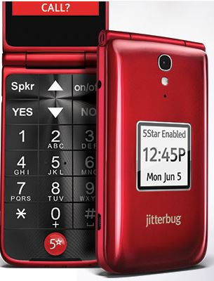 Jitterbugphone on Jitterbug Moves