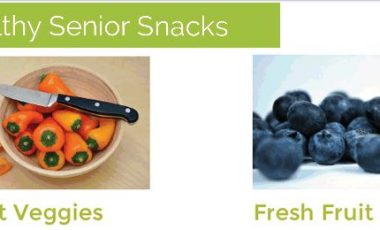 Healthy Senior Snacks