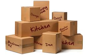 Organize boxes